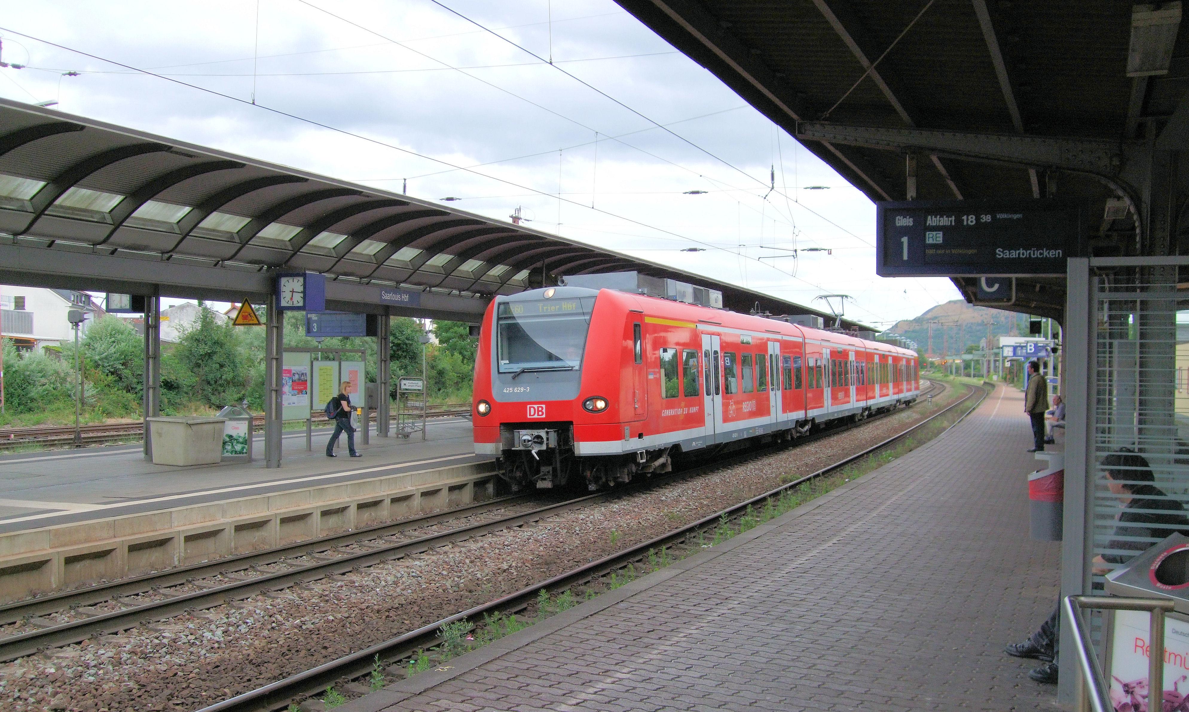 Metro Saarlouis