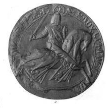 Raoul II of Clermont Lord of Nesle, Vicecount of Châteaudun, Grand Chamberlain of France and Constable of France