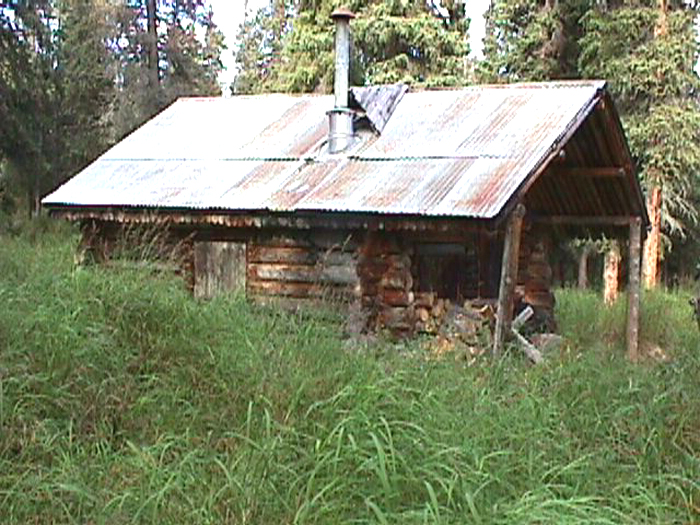 Riley Creek Ranger Cabin No 20 Wikipedia