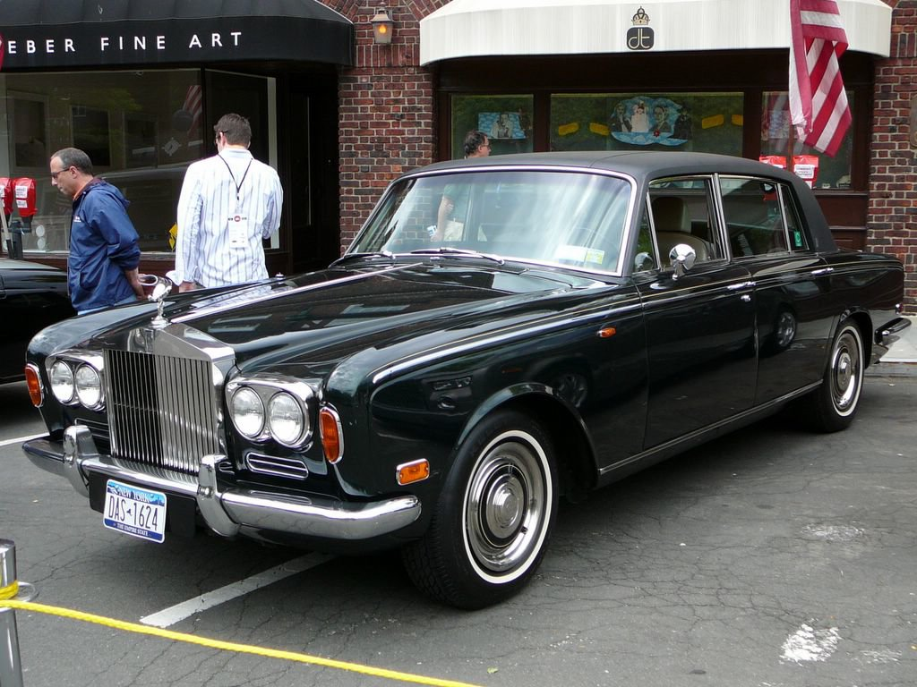 Rolls Royce Silver Shadow Wikipedia