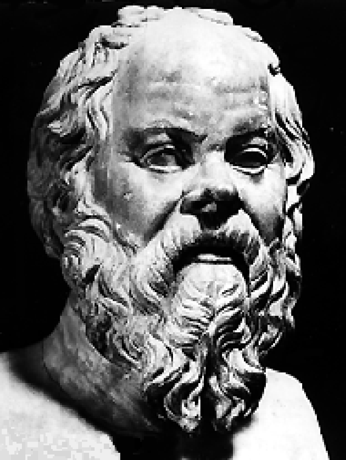 An examination of socrates and his works