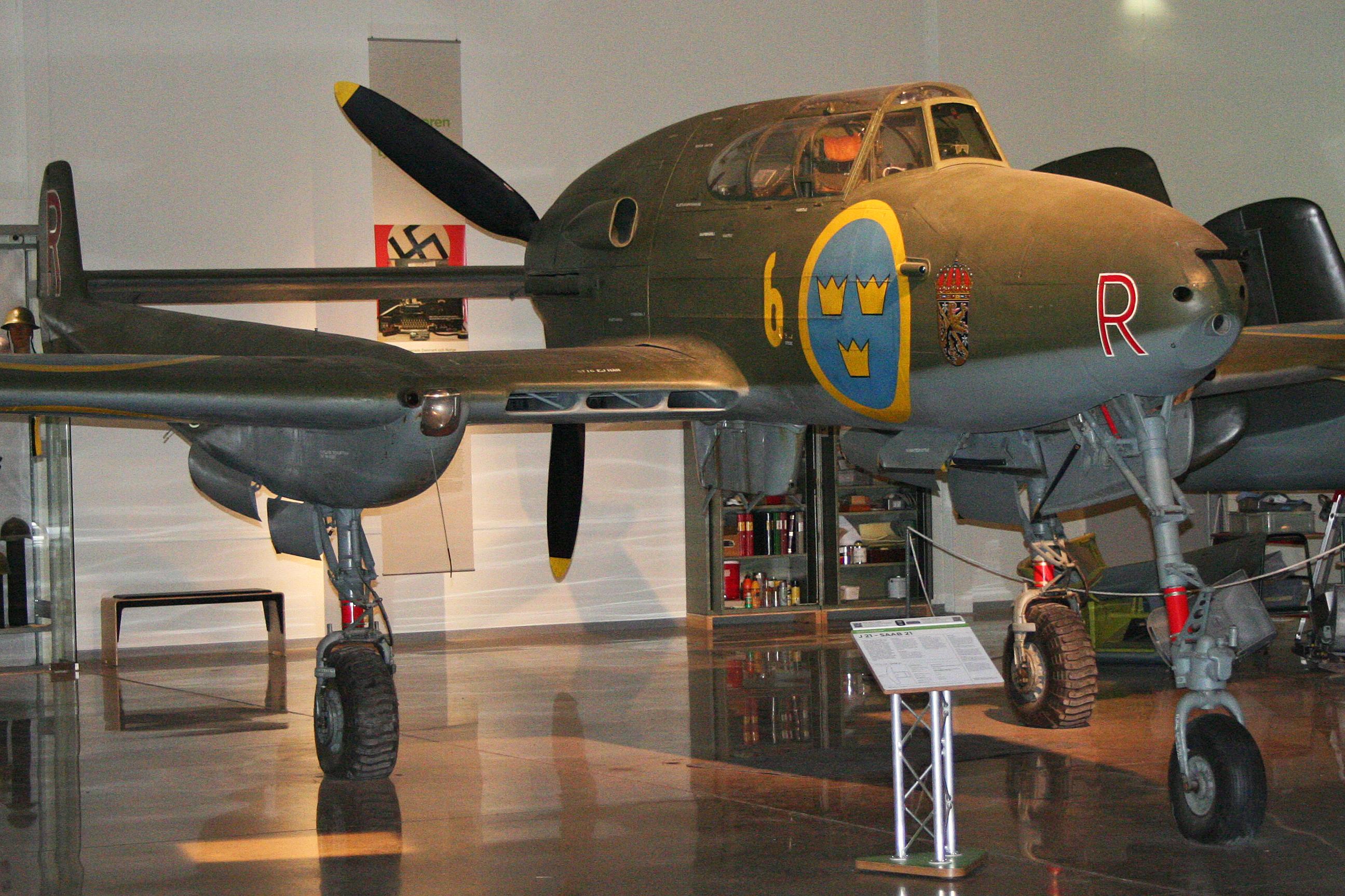 J 21 File:Saab A-21A...