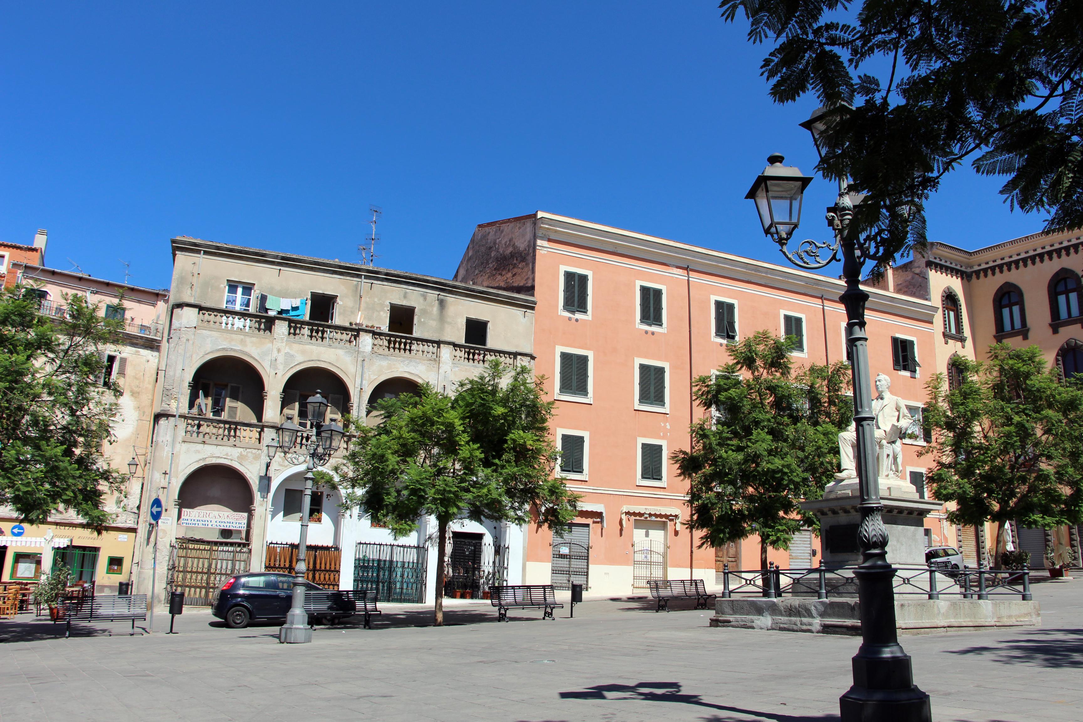 Piazza Tola - Sassari