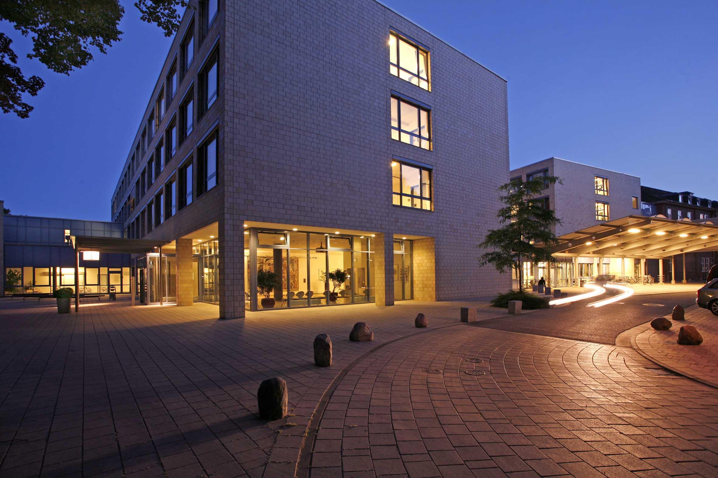 Hamburg Eilbek Schön Klinik