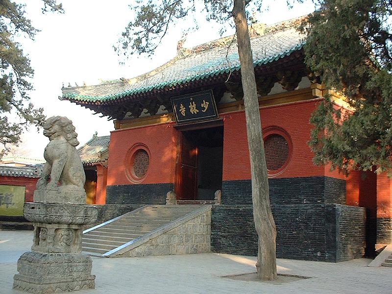 Šaolinský klášter, který dal vzniknout kung-fu