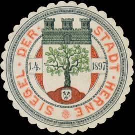 Siegelmarke Siegel der Stadt Herne W0381758.jpg