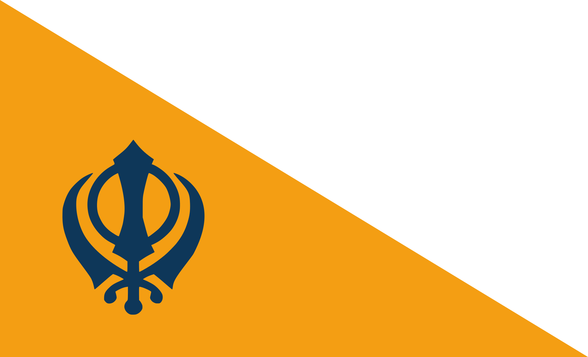 Nishan sahib wikipedia the nishan sahib is a sikh triangular flag made of cotton or silk cloth with a tassel at its end the word nishan means symbol and the flag is hoisted on biocorpaavc