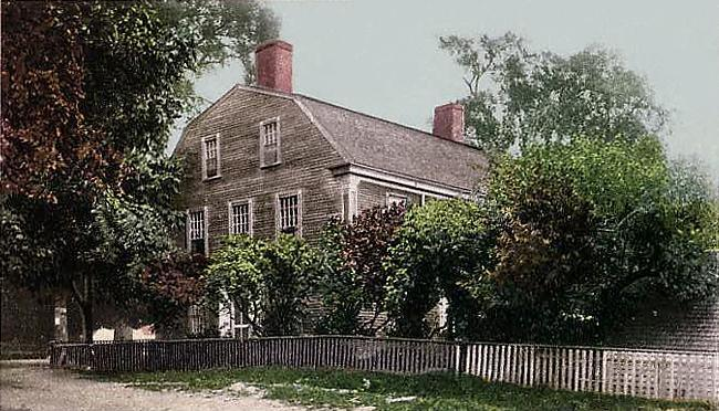 William Pepperrell House
