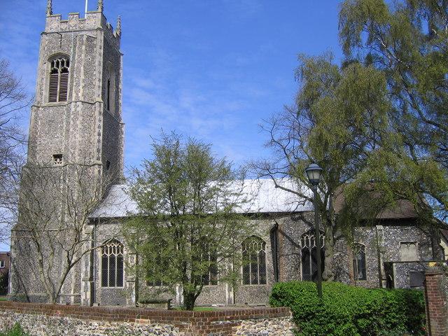 St John the Theologian's Church, Norwich
