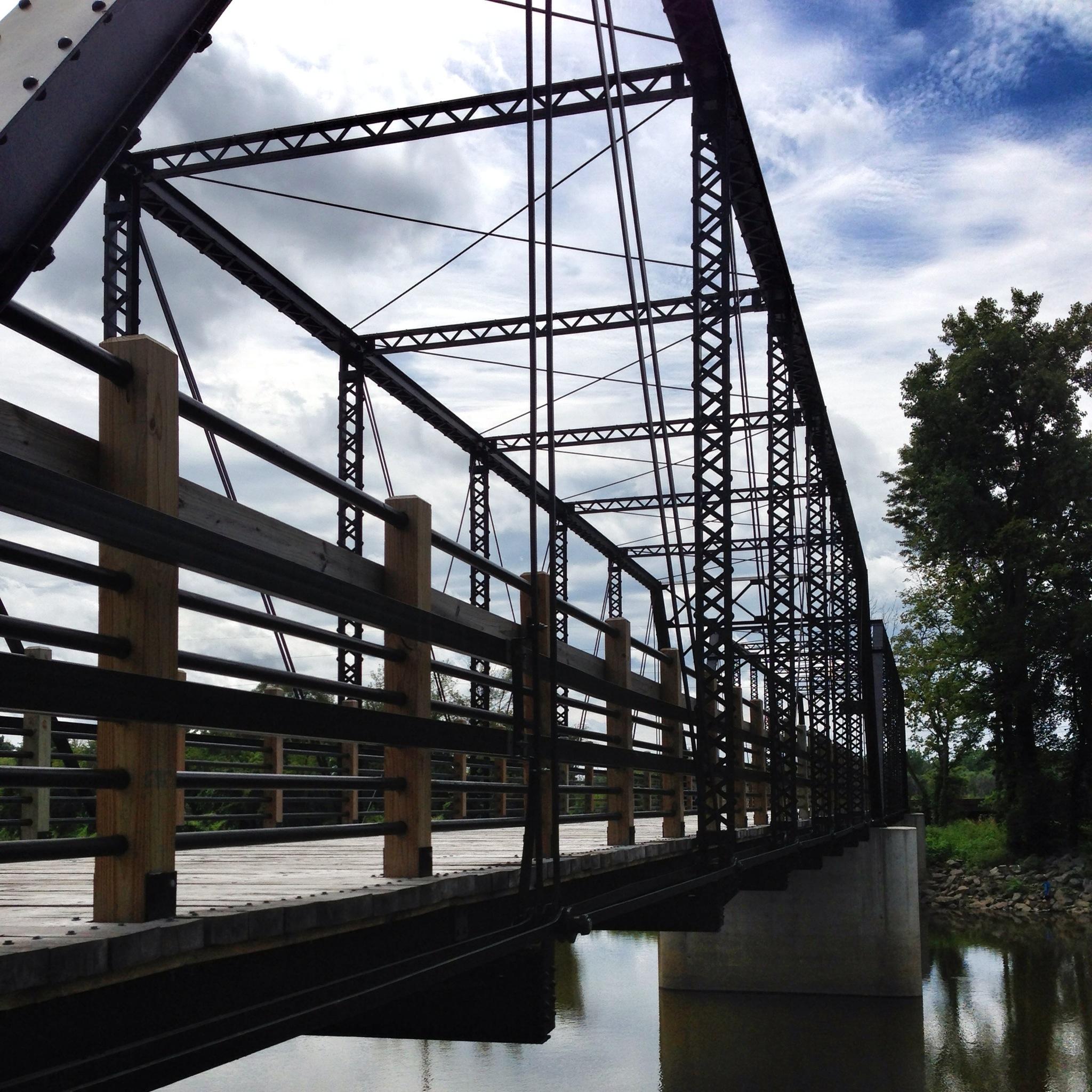 (Saginaw Street) Bridge