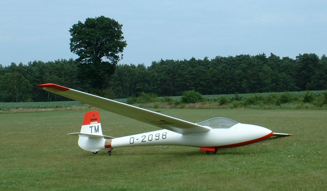 Gliders For Sale >> Glasflügel Libelle (H201-H205) – Wikipedia