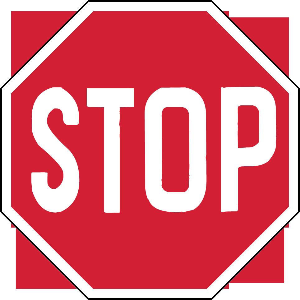 Картинка знака стоп