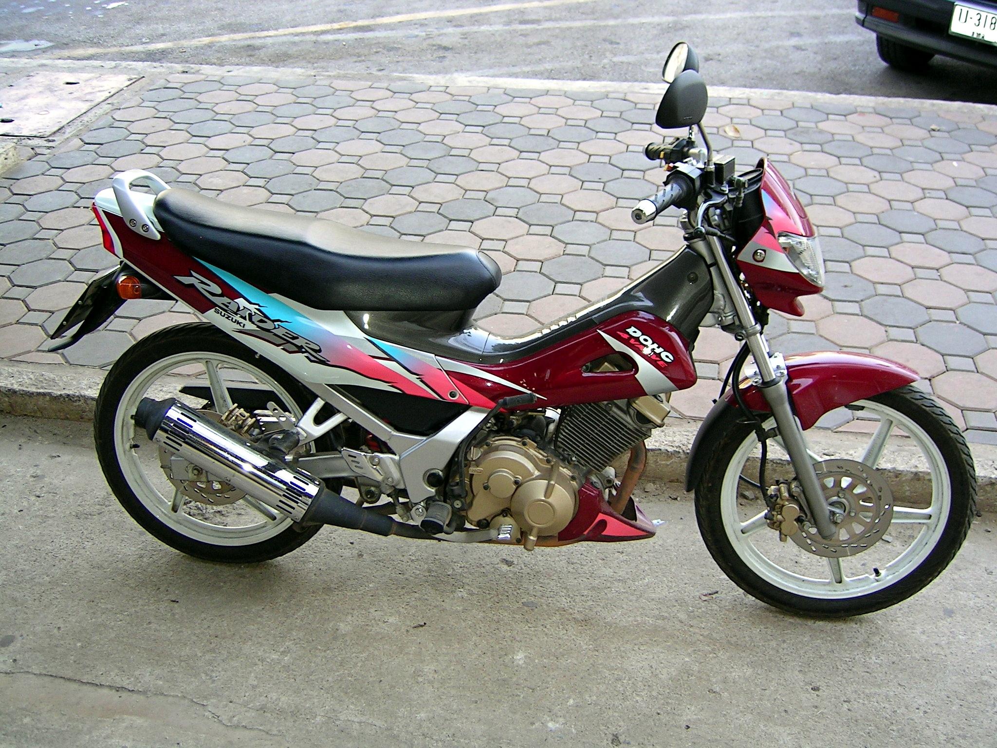 Suzuki Raider  Motorcycle Philippines