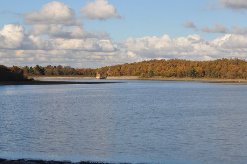 Swithland Reservoir - geograph.org.uk - 2151189