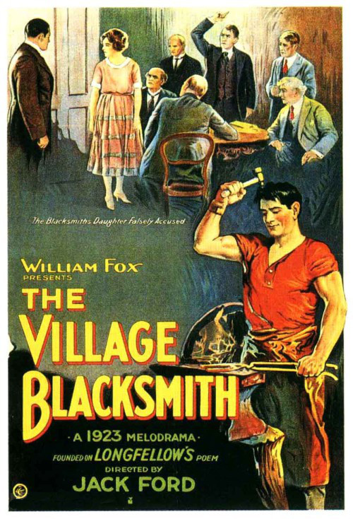 the village blacksmith Get this from a library the village blacksmith [henry wadsworth longfellow.