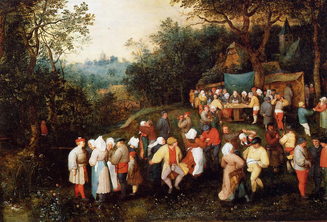 File:The Wedding Feast Jan Brueghel the Elder.jpeg - Wikimedia Commons