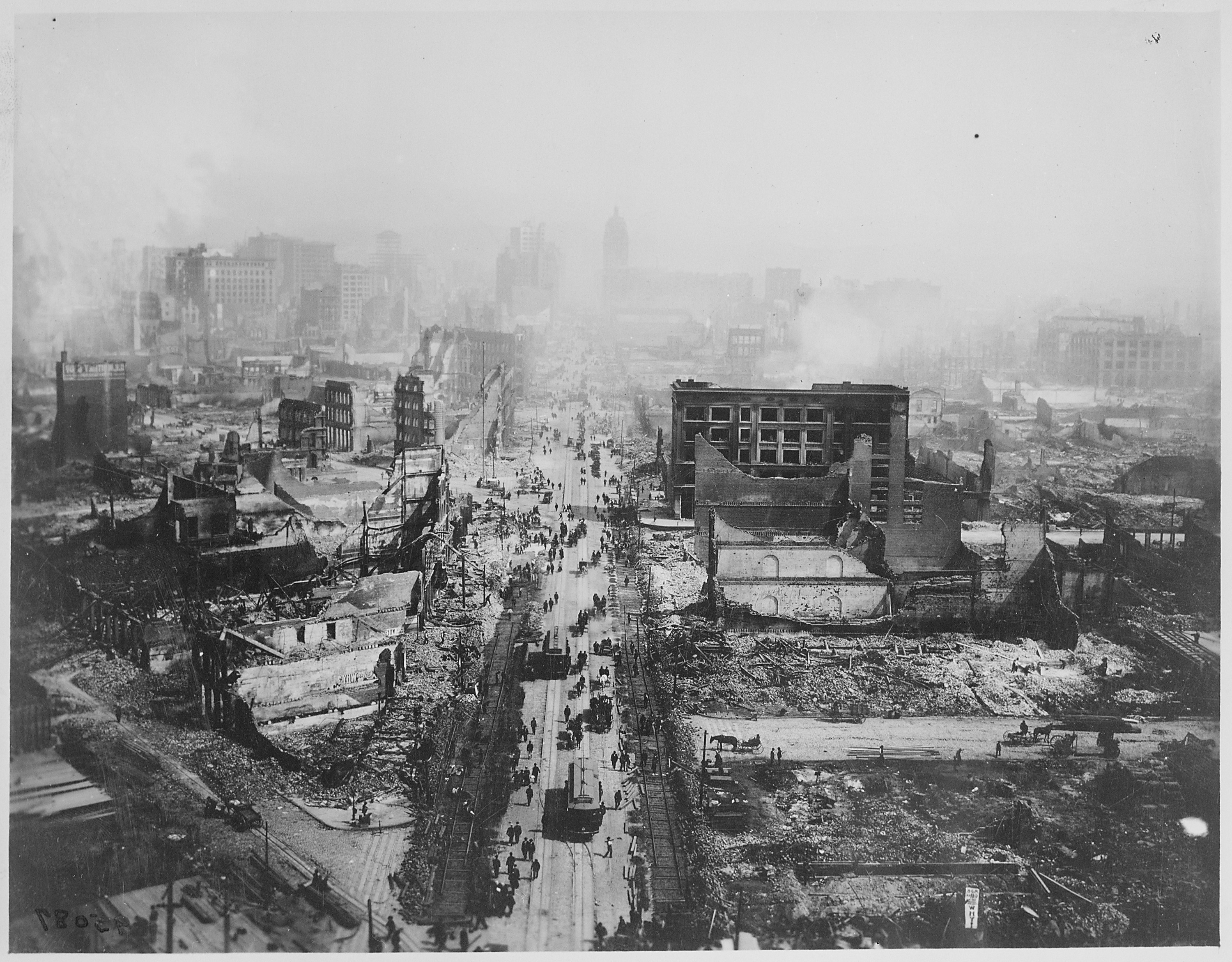 San Francisco Earthquake  Facts For Kids