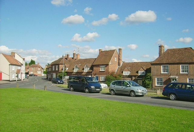 The village green, Brill - geograph.org.uk - 1437296