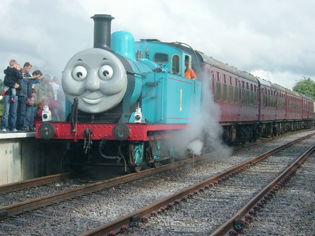 Day out with Thomas - Wikipedia
