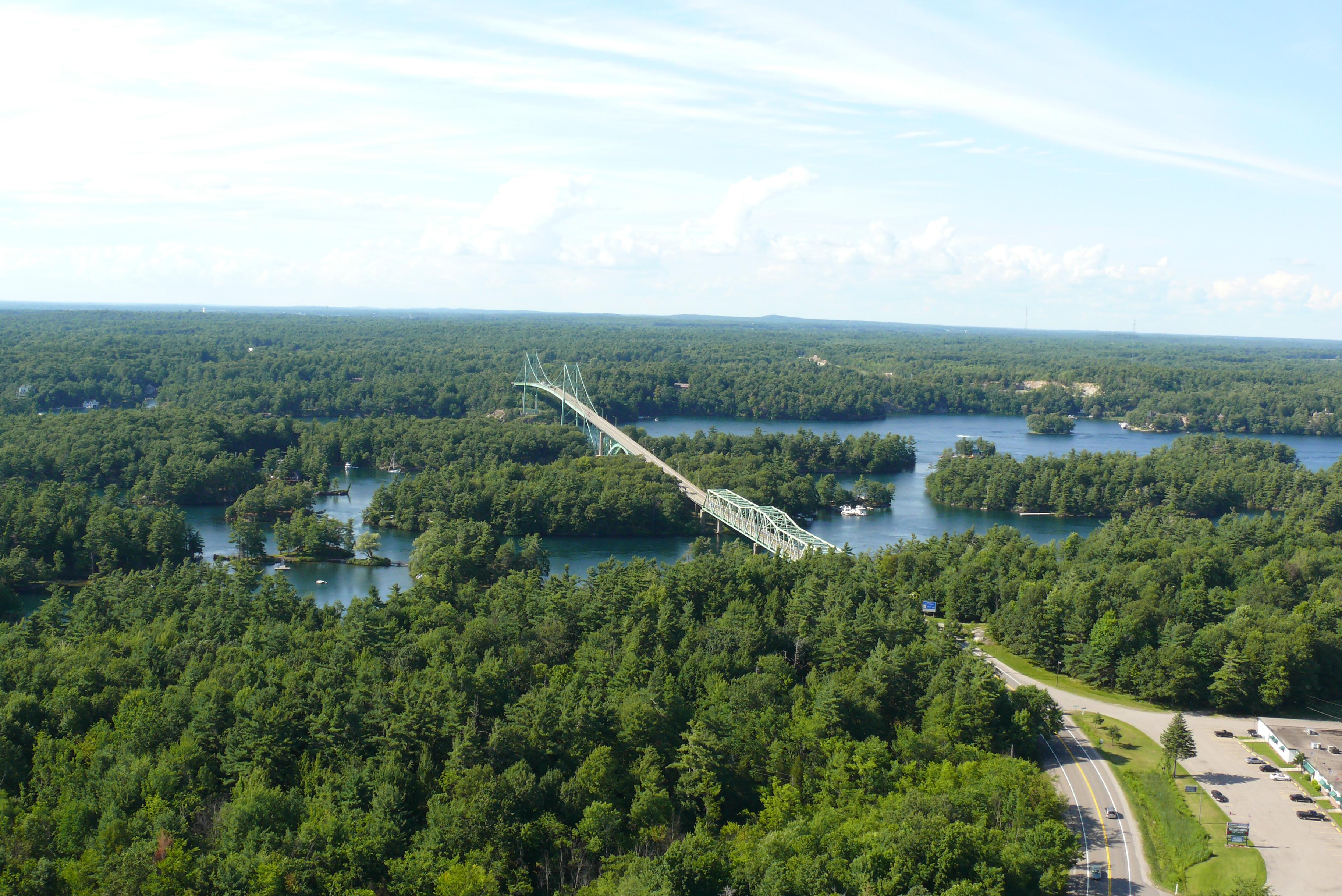 Thousand Islands Bridge Ez Pass