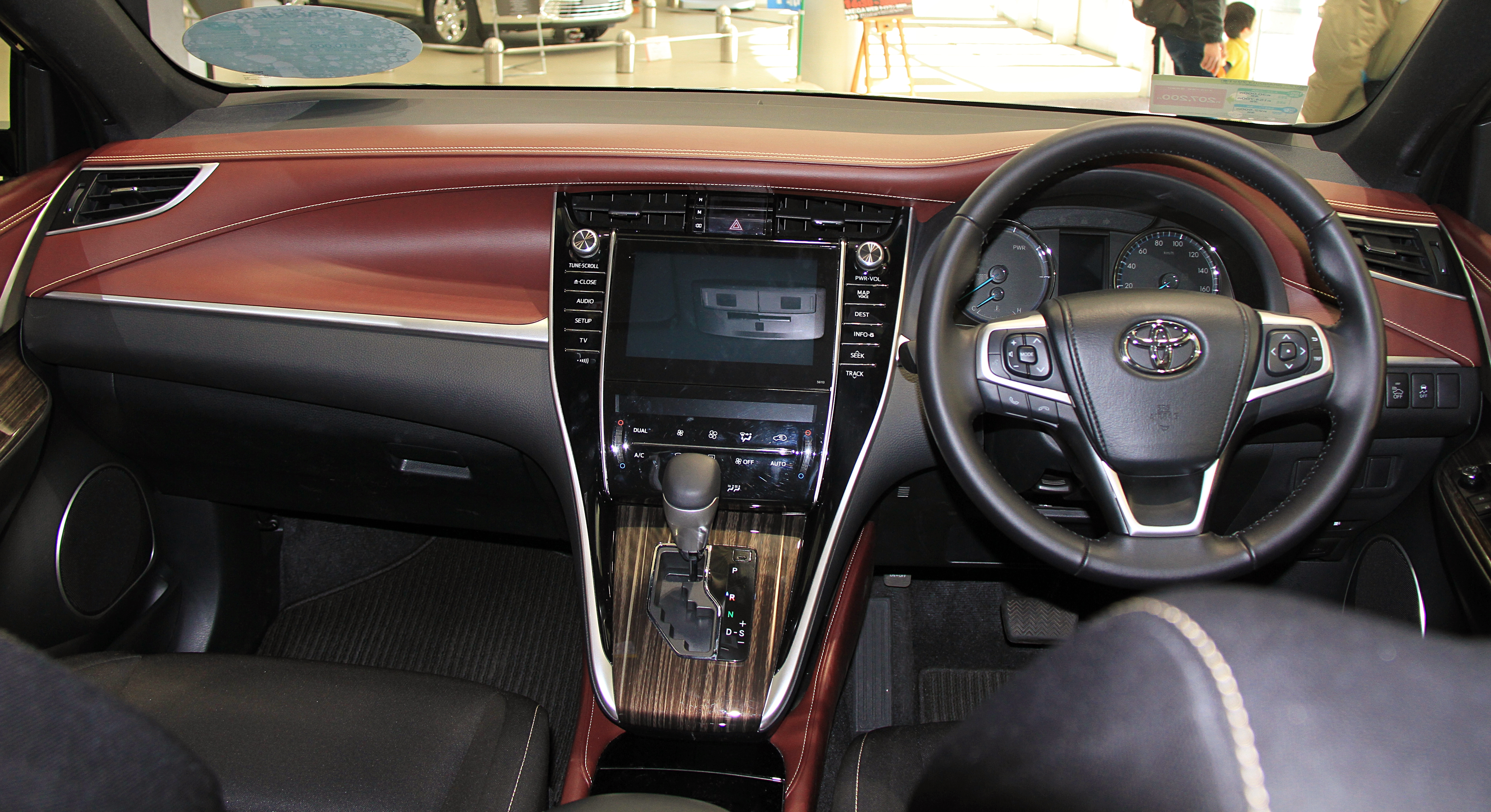 2015 toyota harrier price and specs 2015 2016 2017 suv 2017 2018 best cars reviews