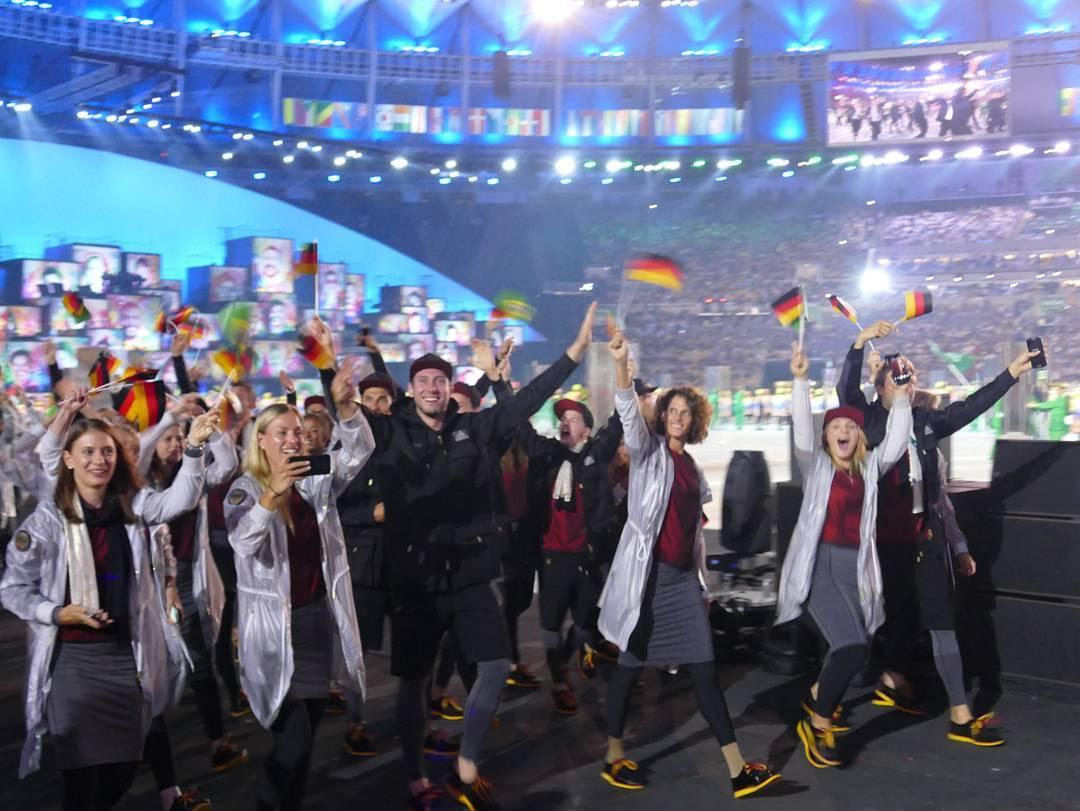 Olympische Sommerspiele 2016 Teilnehmer Deutschland Wikipedia