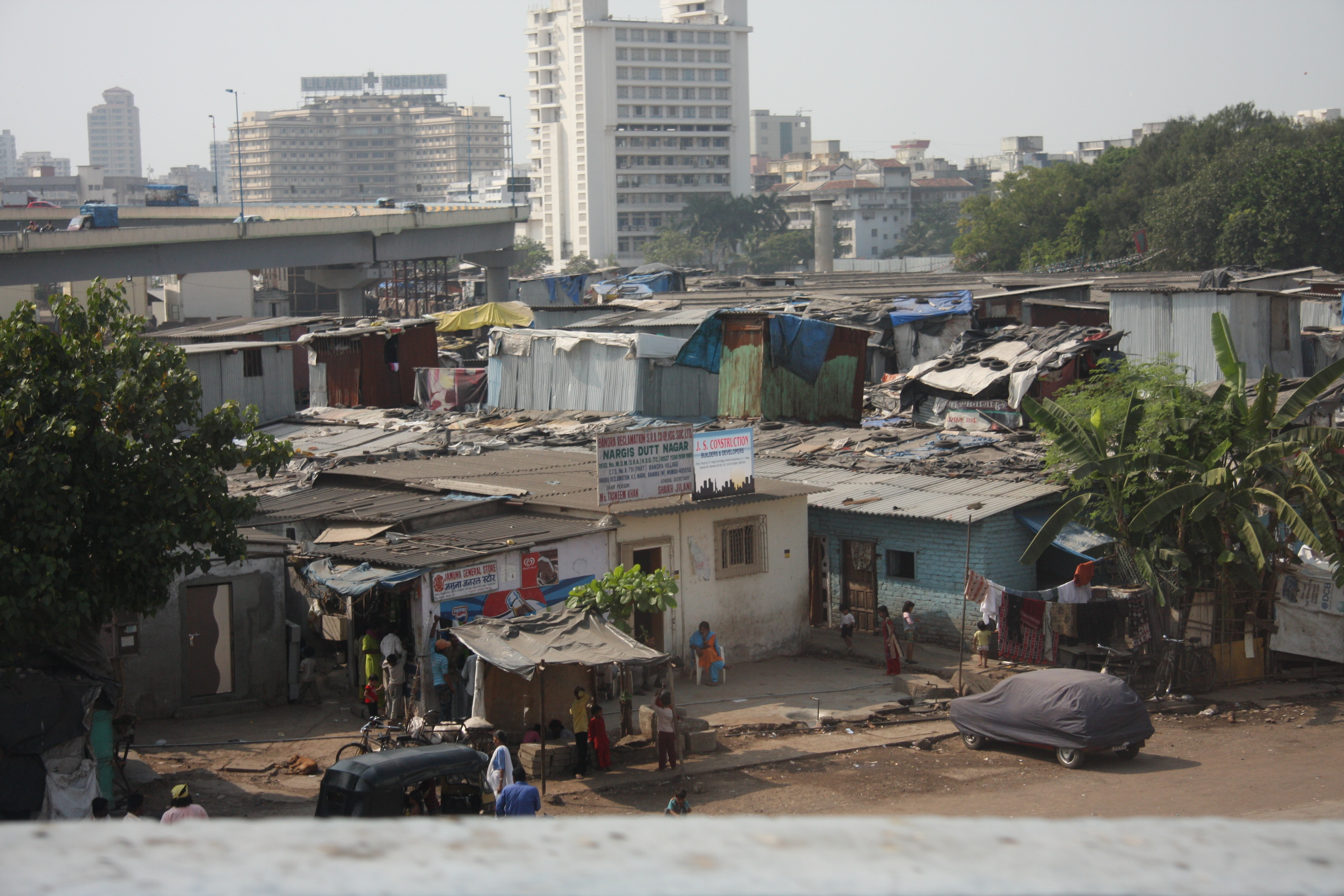 causes of urban poverty