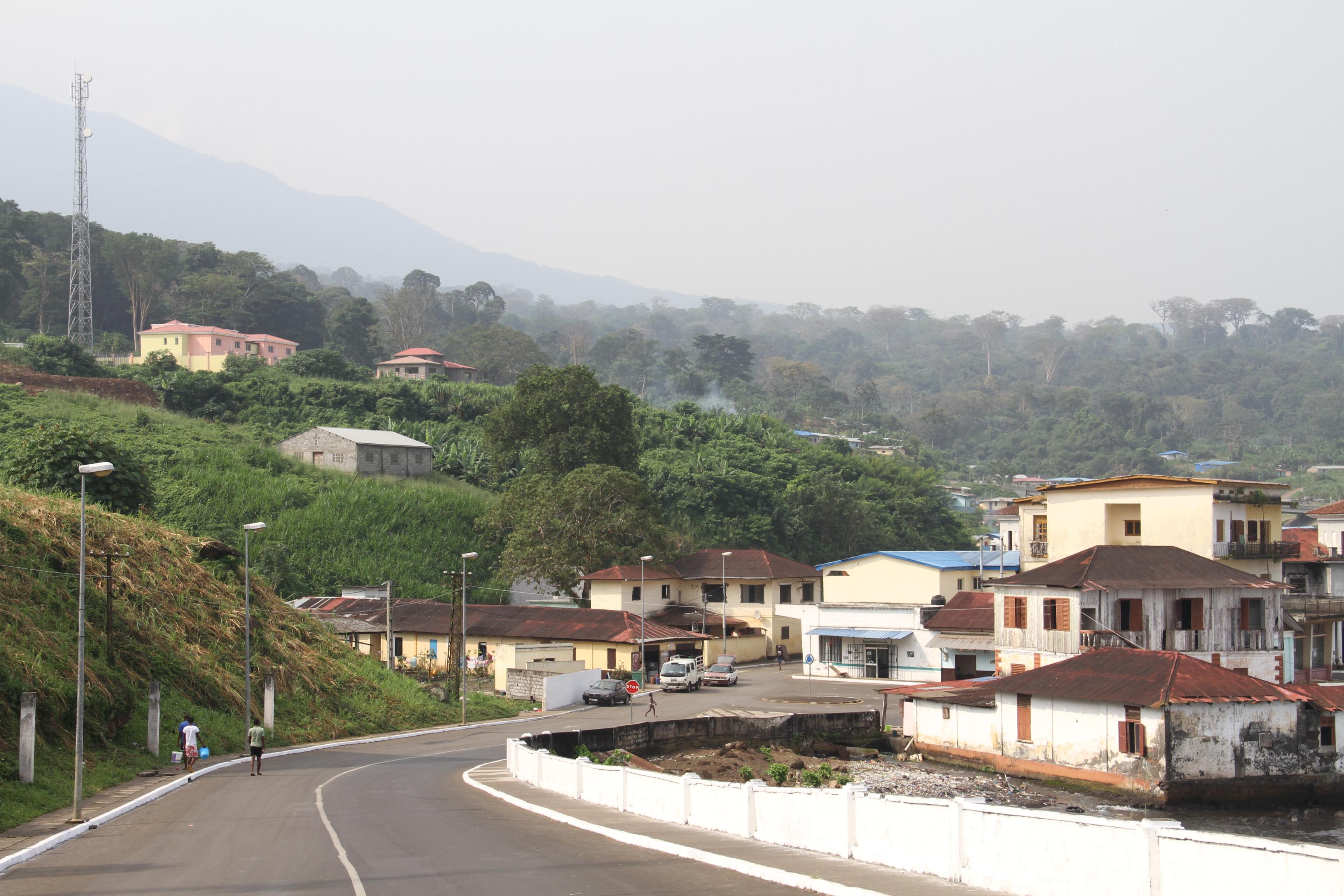 Luba, Guineea Ecuatorială