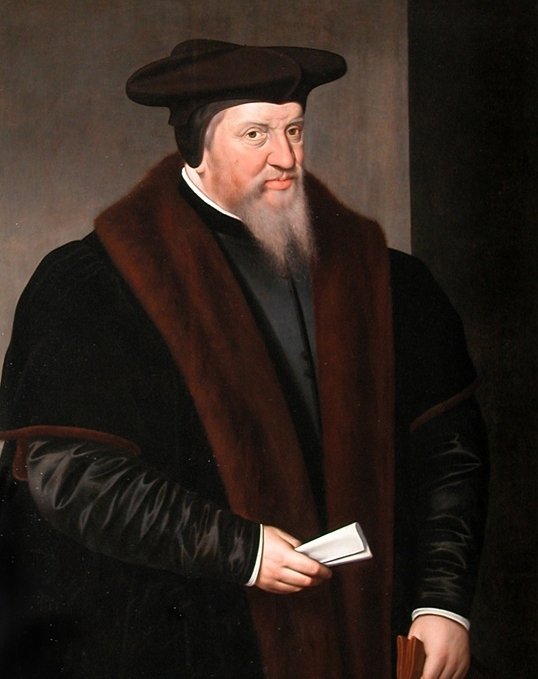 Frans Pourbus the Elder, Viglius van Aytta, Dutch statesman, jurist