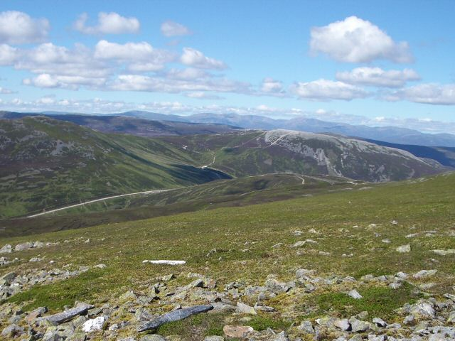 Western slopes of Glas Maol - geograph.org.uk - 41018