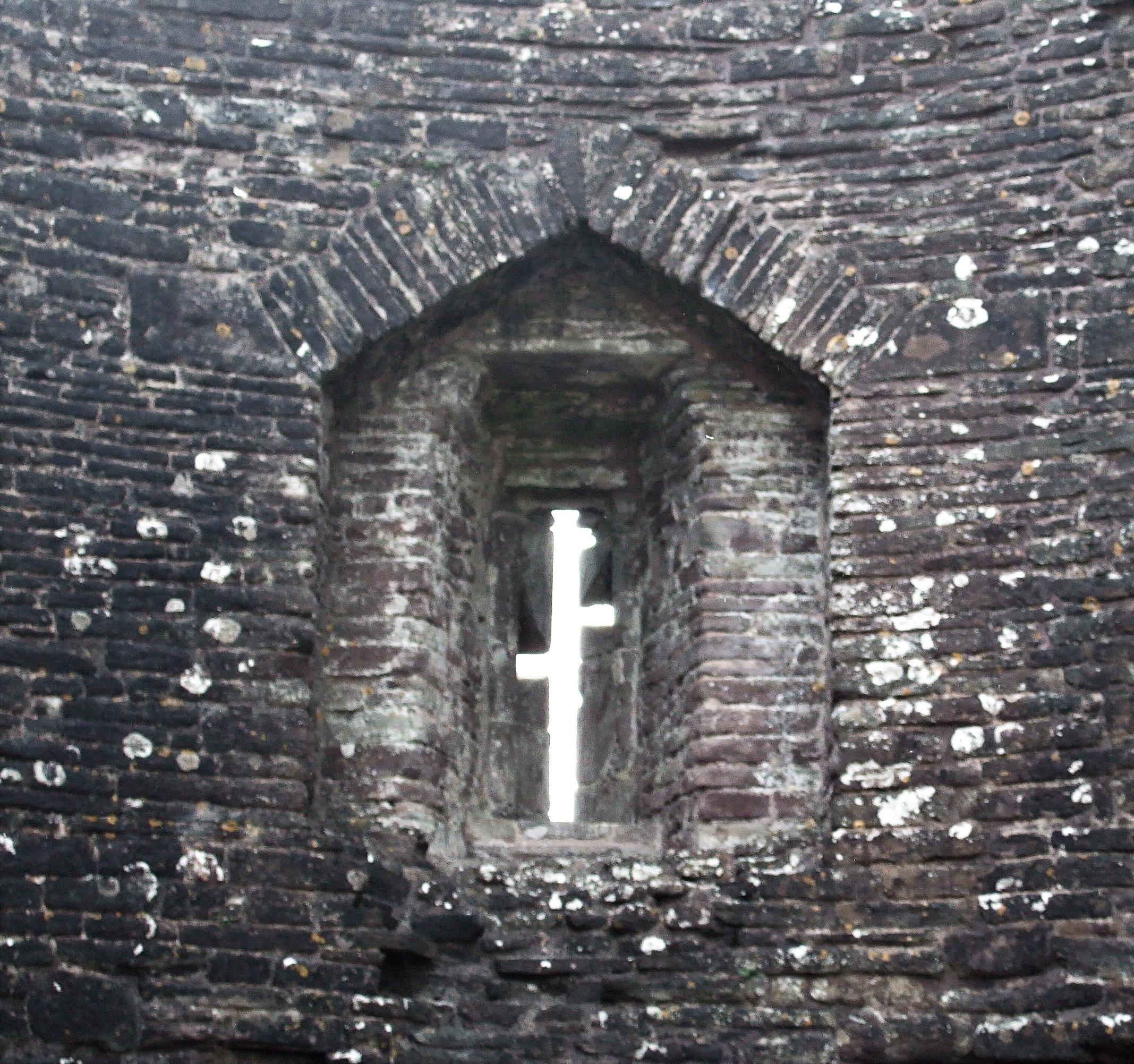 file:white castle, arrow slit - wikimedia commons
