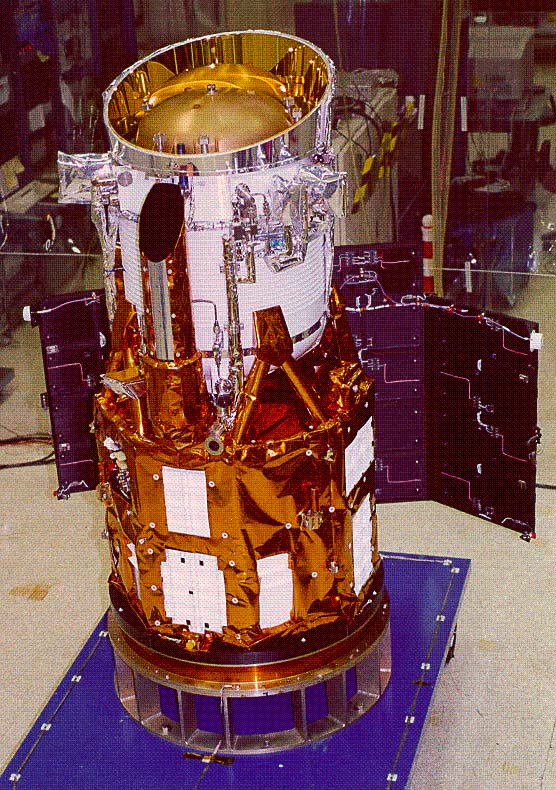 Wide Field Infrared Explorer module