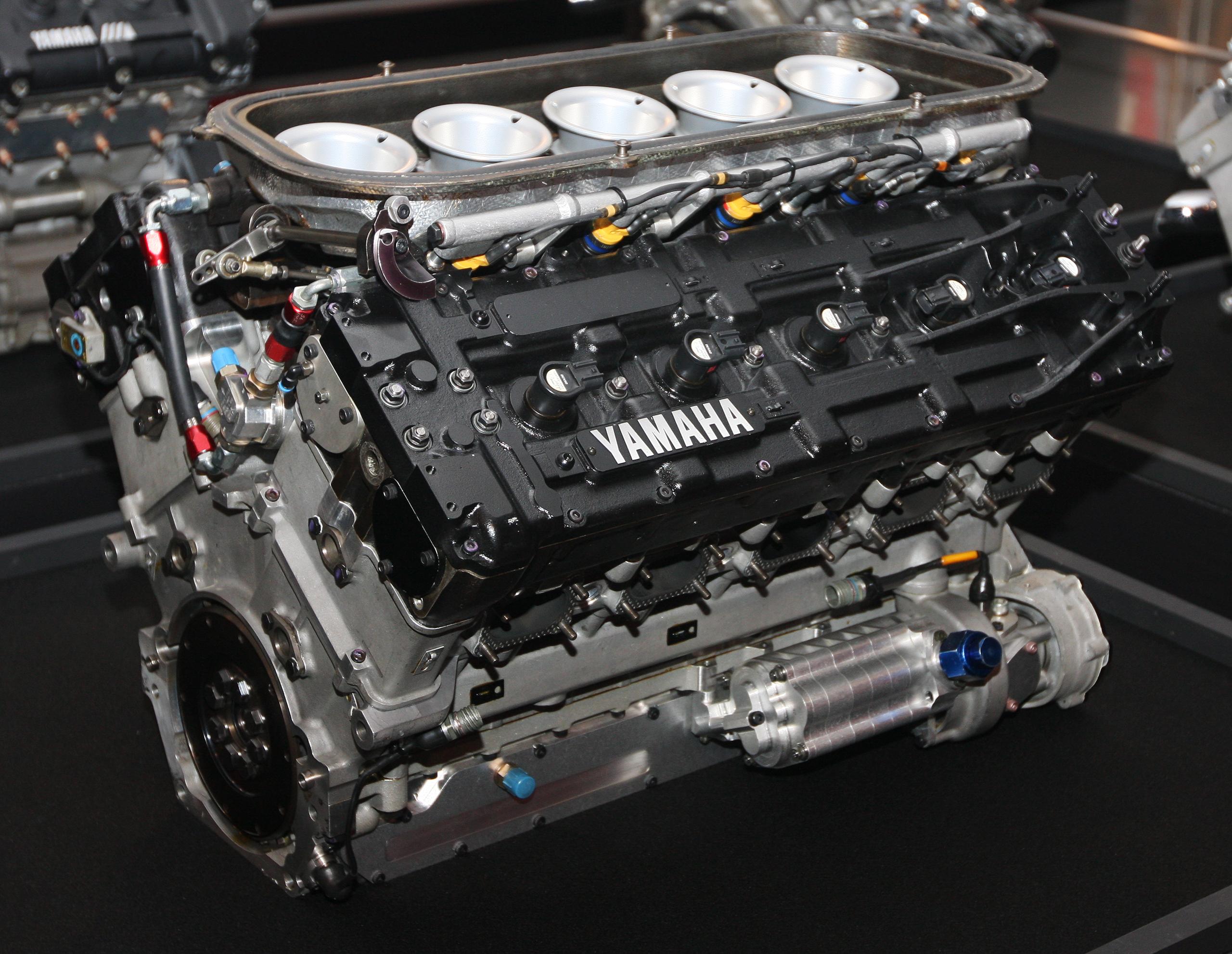 File:Yamaha OX10A engine rear.jpg - Wikimedia Commons