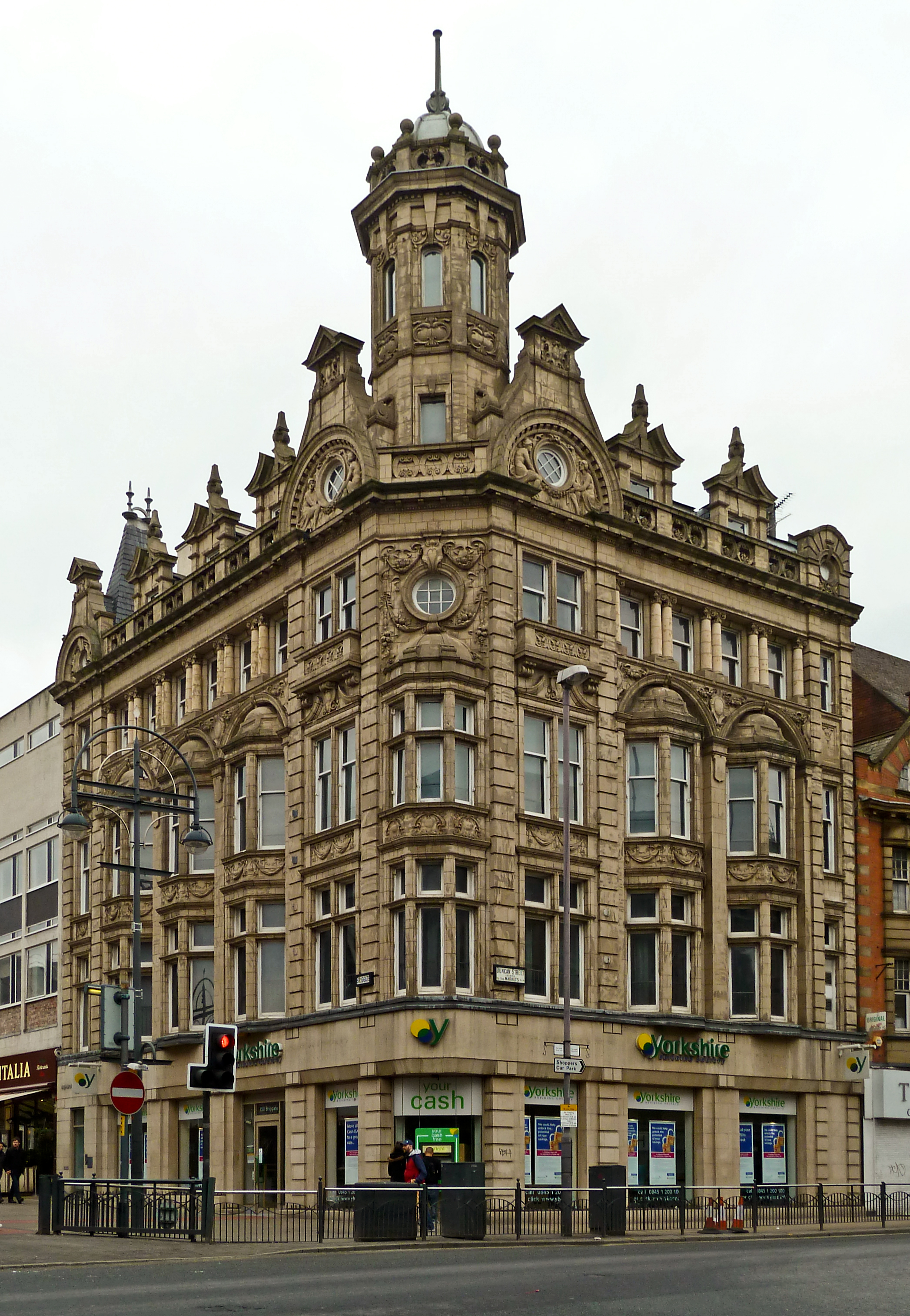 Yorkshire Building Society Bradford Head Office