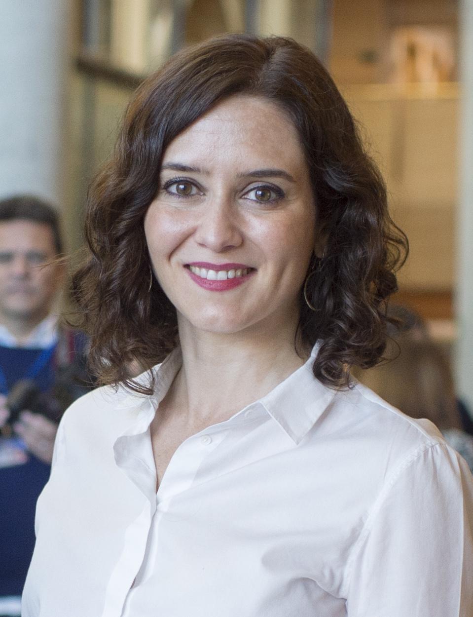 Isabel Díaz Ayuso - Wikipedia