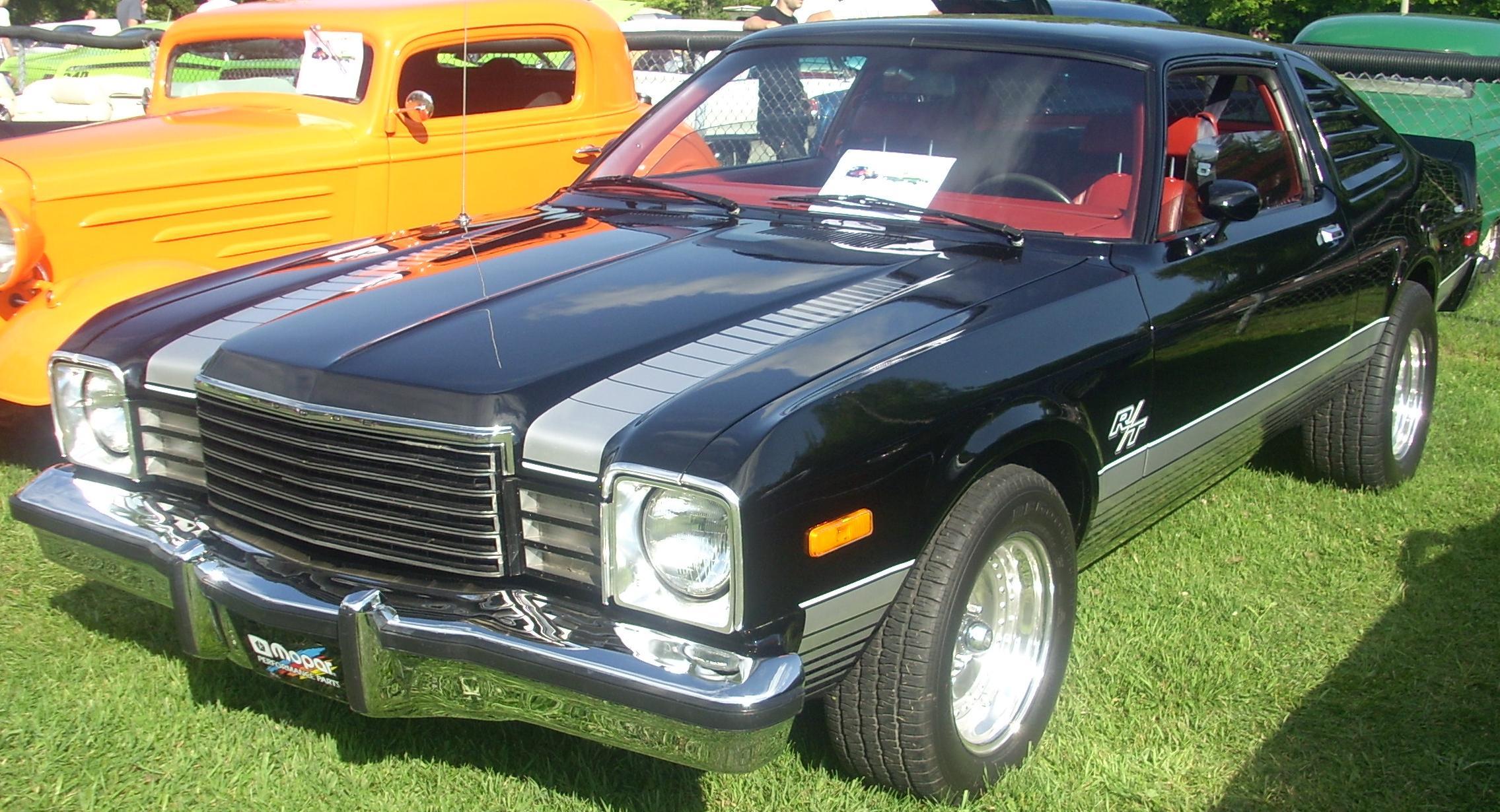 1980 dodge magnum aspen and volar coups