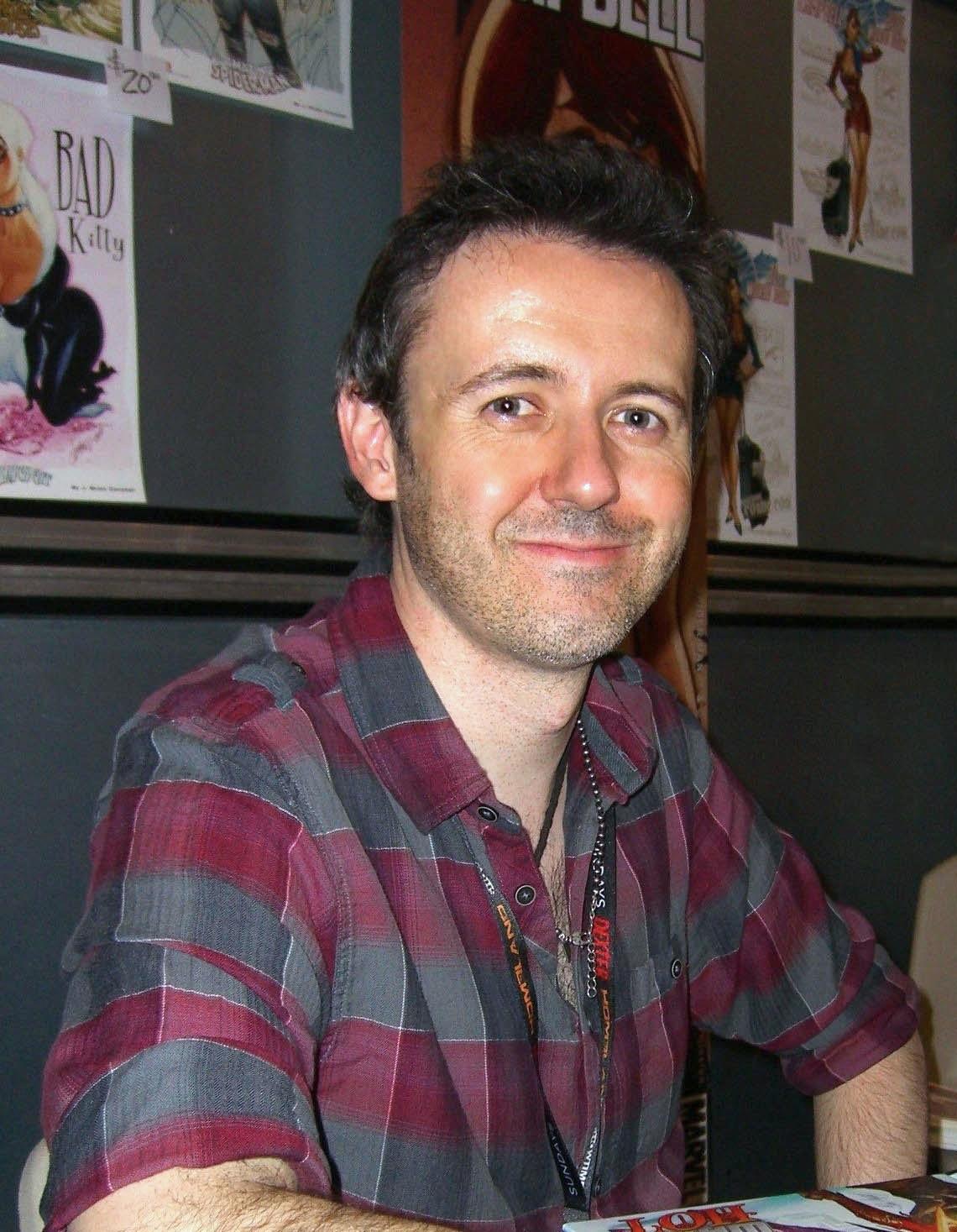 J . Scott Campbell