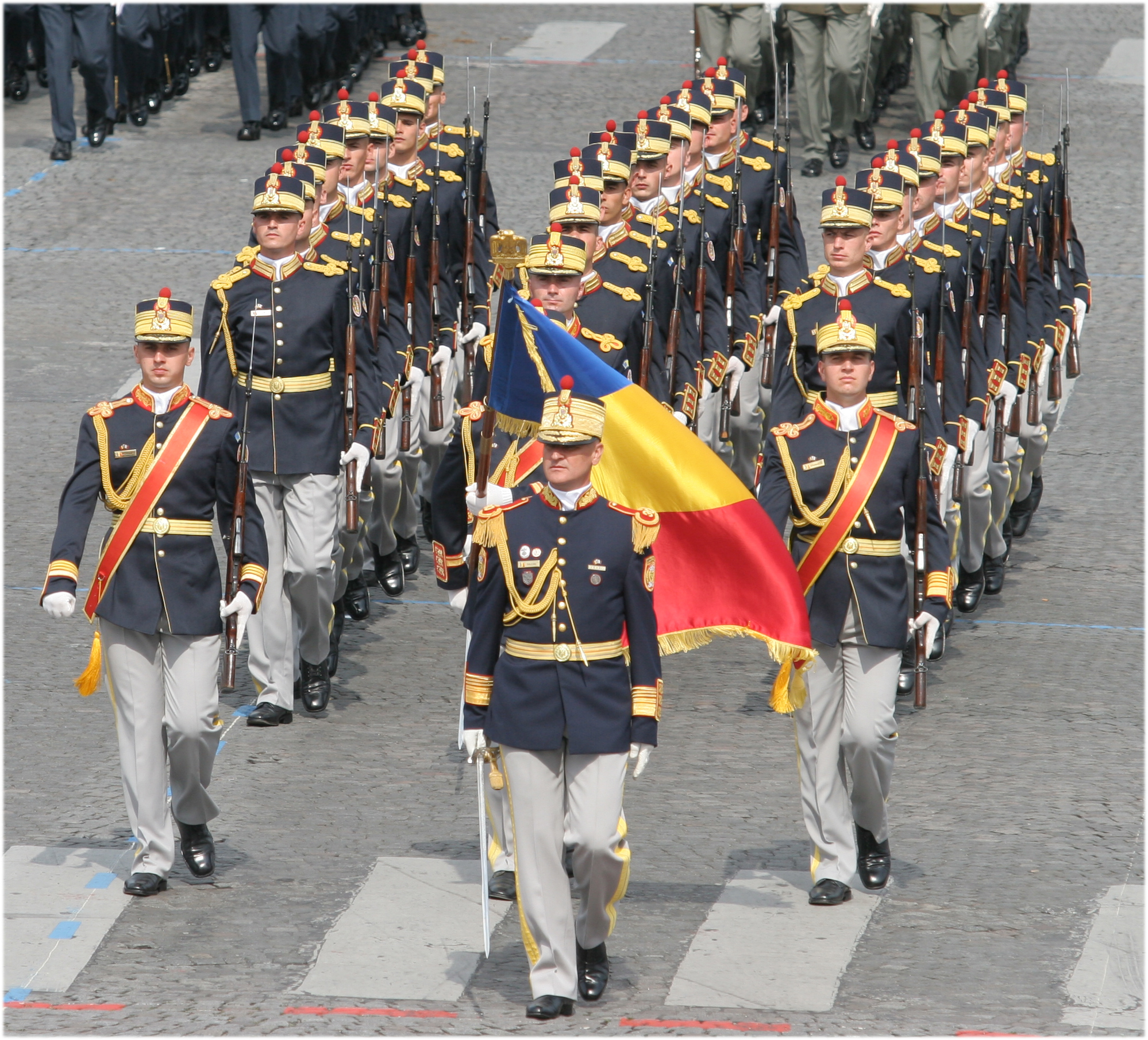 Military: Romanian Armed Forces