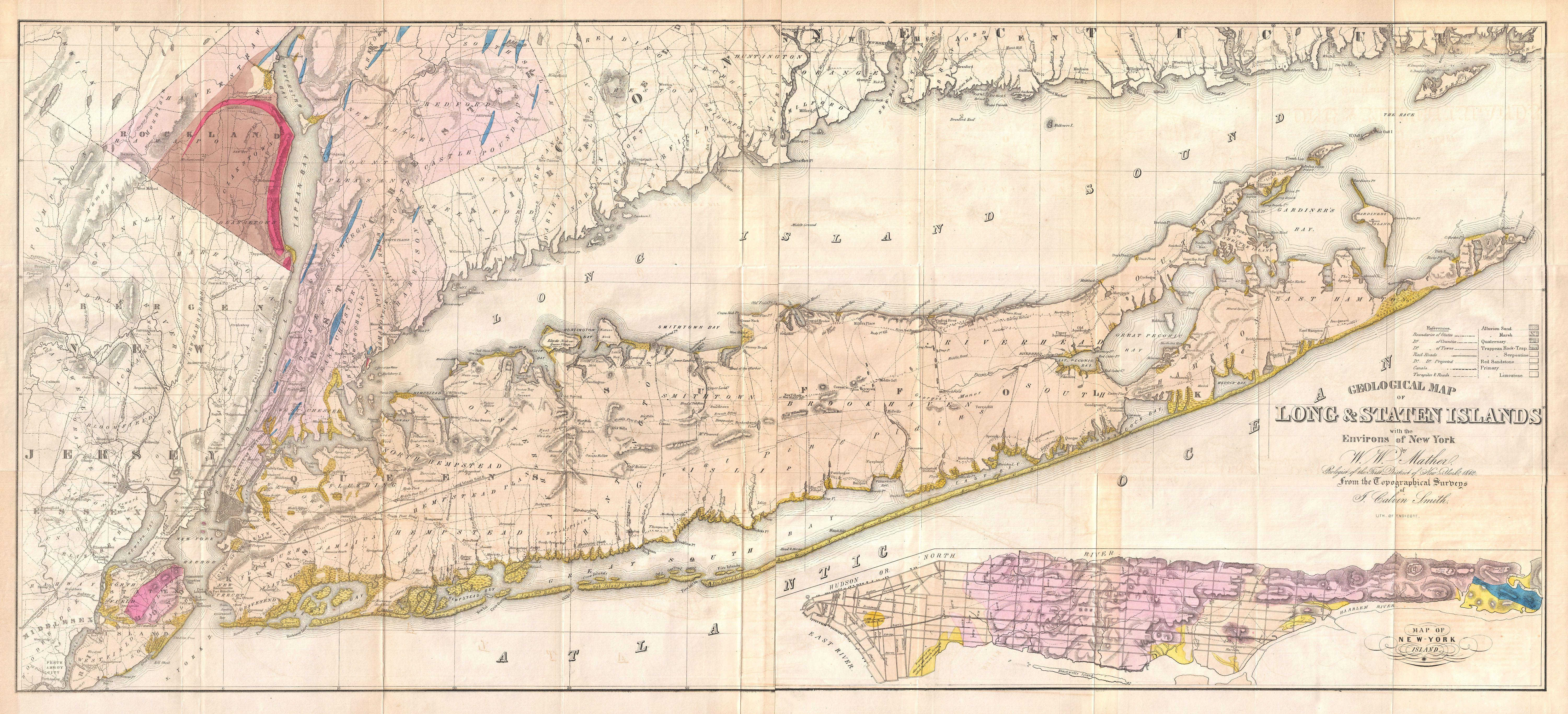 Indian Tribes Of Long Island New York