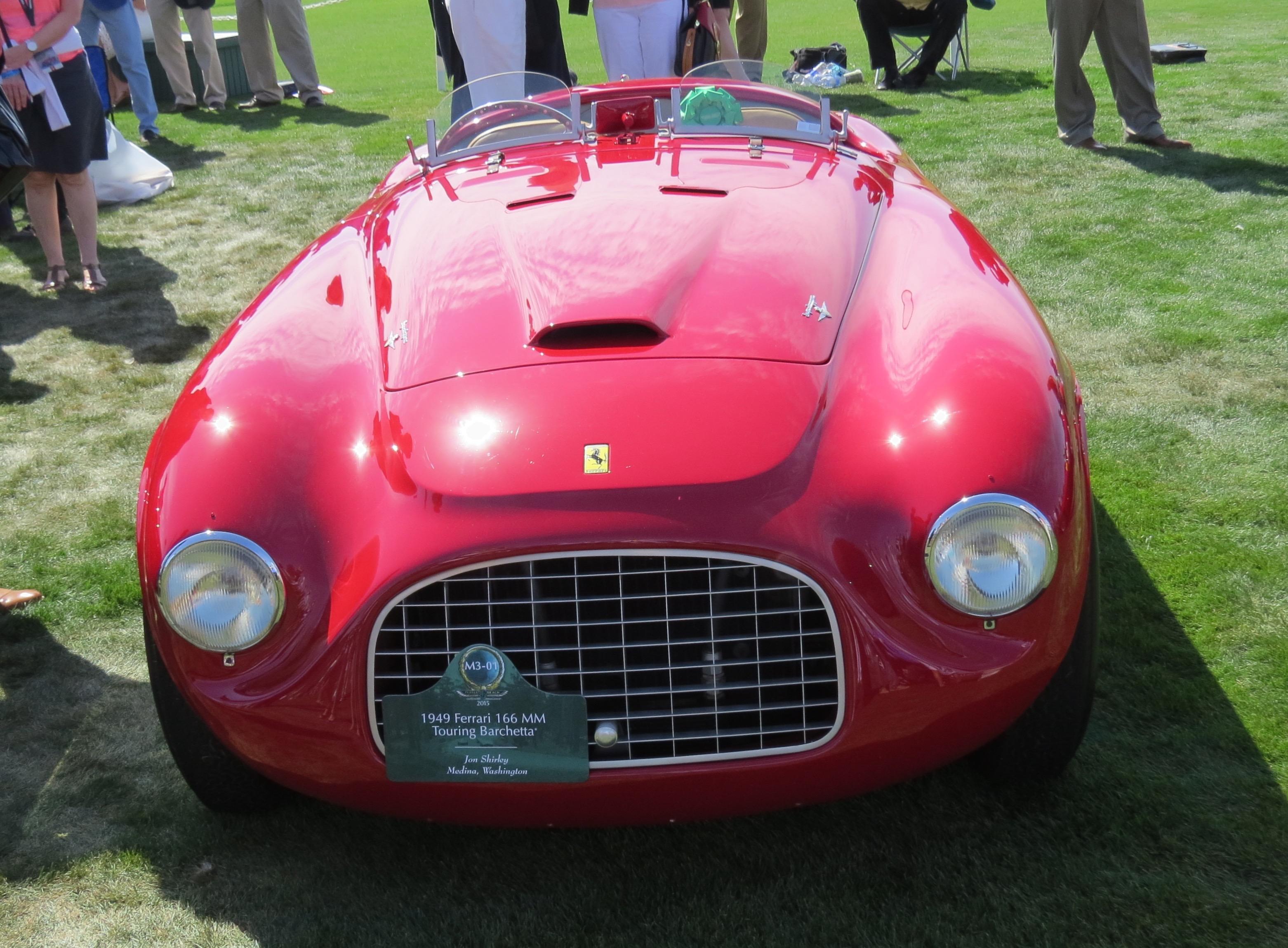 Get Ferrari 166 Barchetta Wallpaper  Images