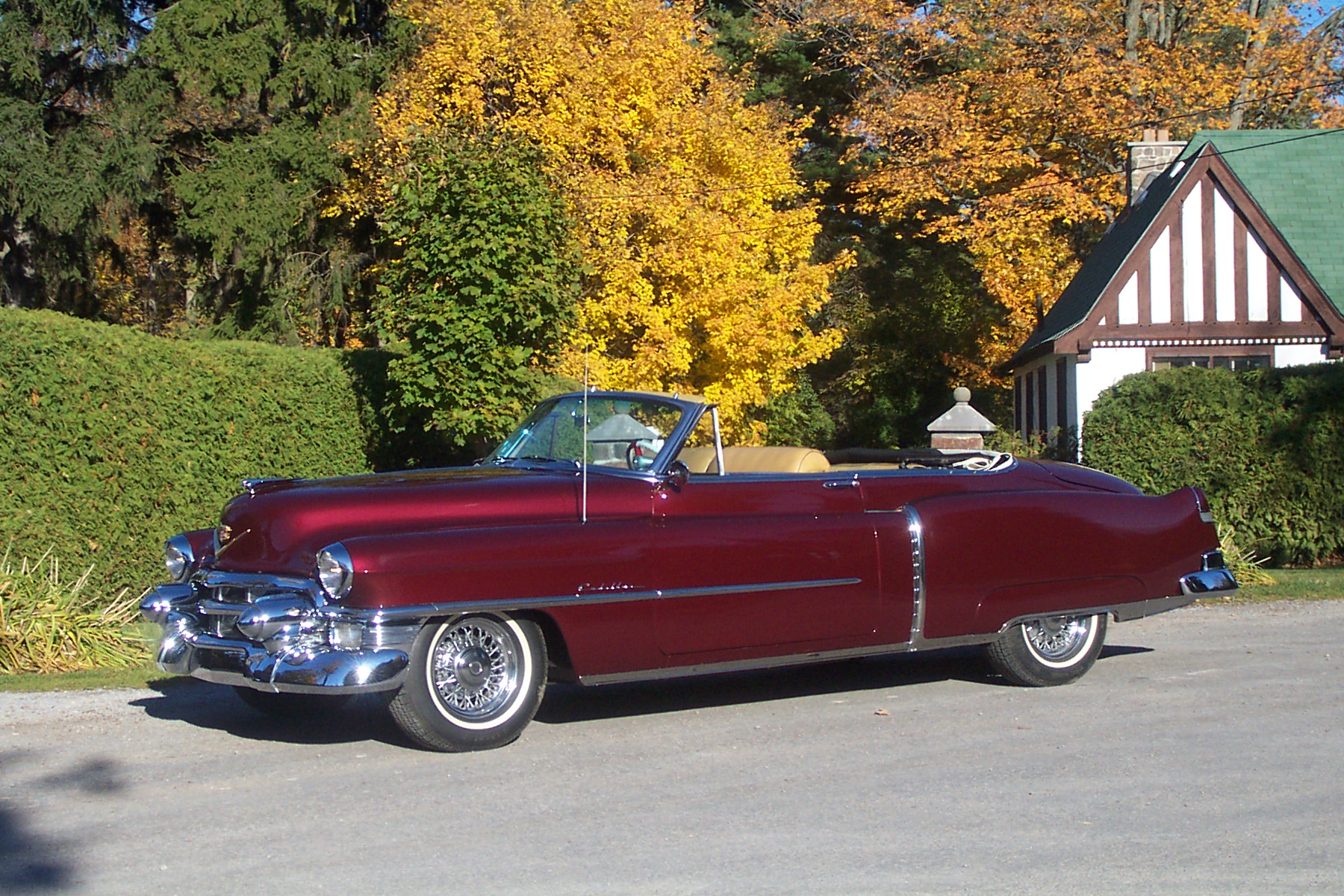 File:1953CadillacConvertible.jpg - Wikimedia Commons