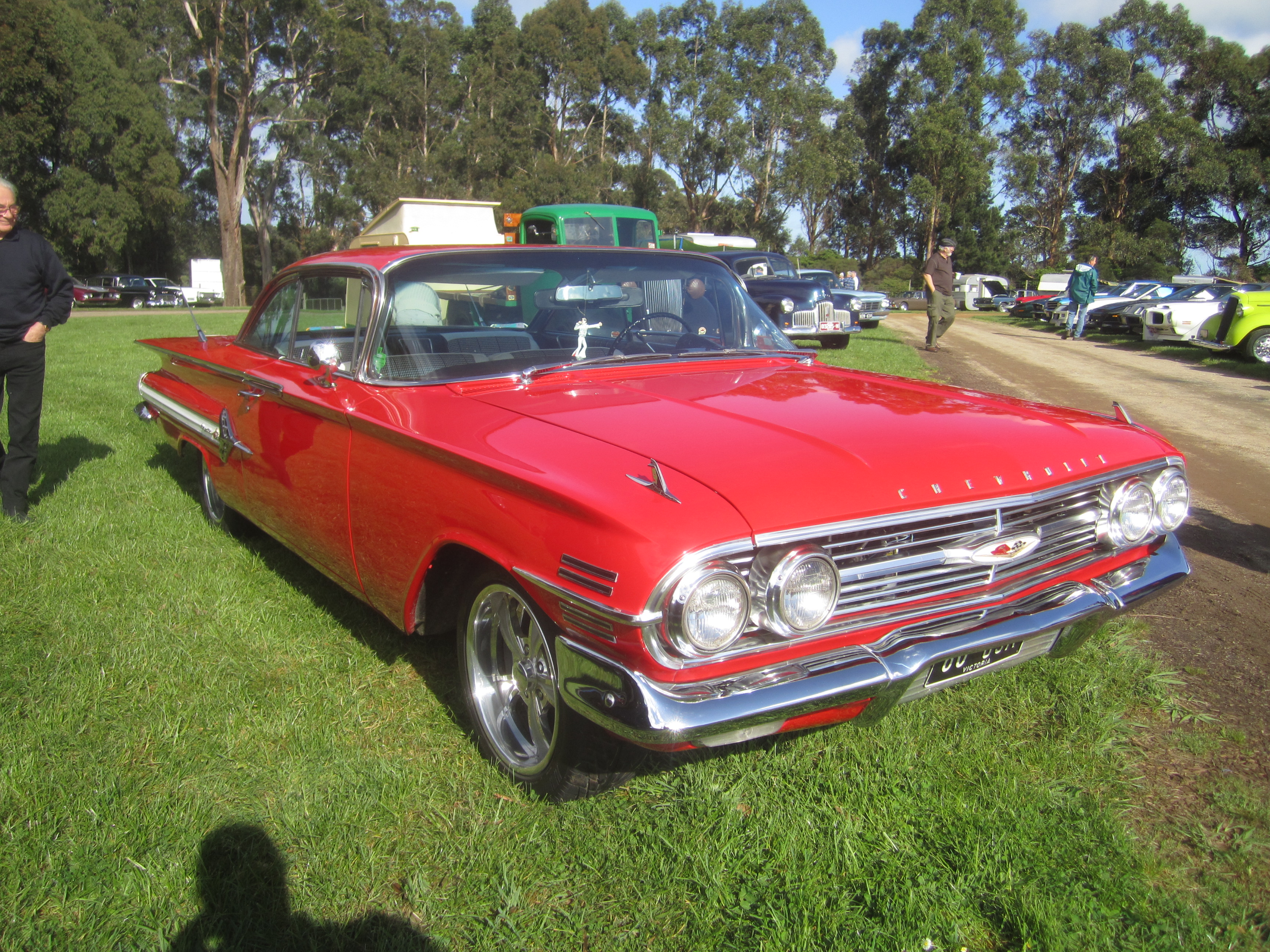 File 1960 Chevrolet Impala 2 Door Hardtop Jpg Wikimedia Commons