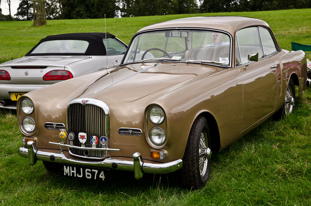 Alvis Te Cars For Sale