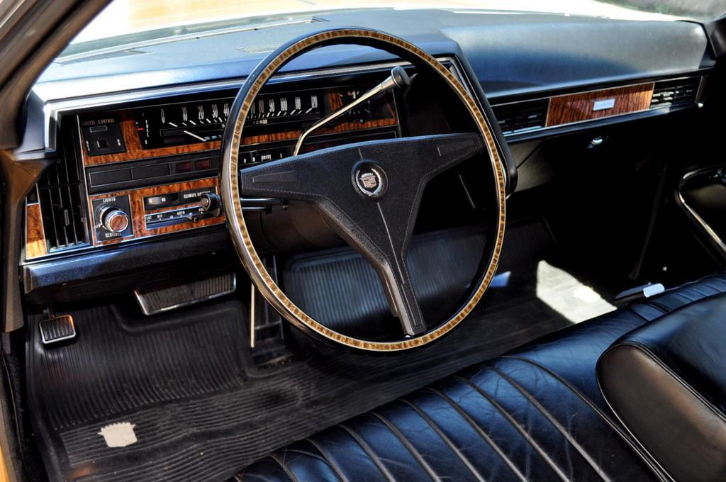 File 1970 Cadillac Eldorado Dashboard Jpg Wikimedia Commons