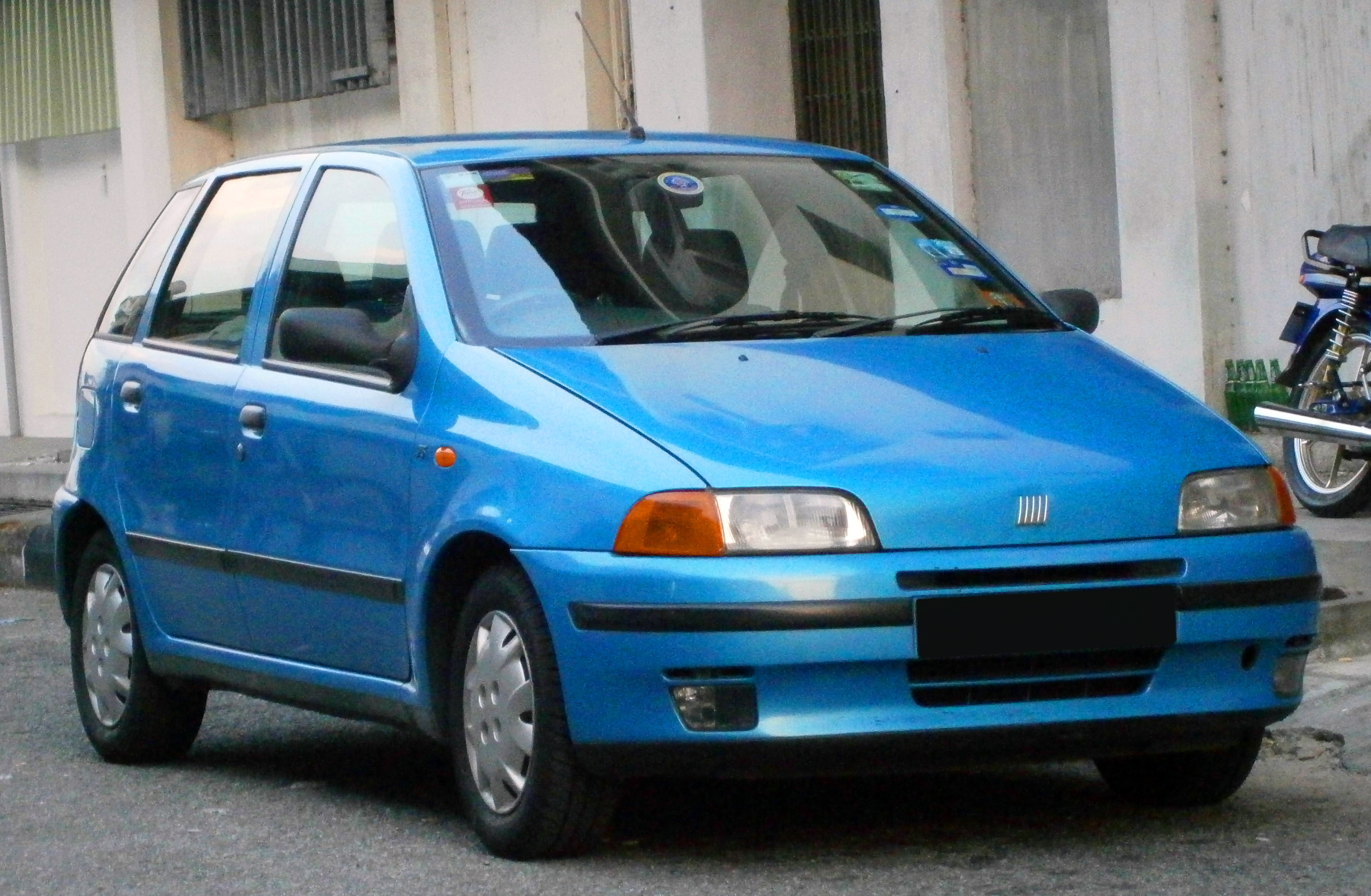 file 1993 1999 fiat punto sx 5 door hatchback in ipoh. Black Bedroom Furniture Sets. Home Design Ideas