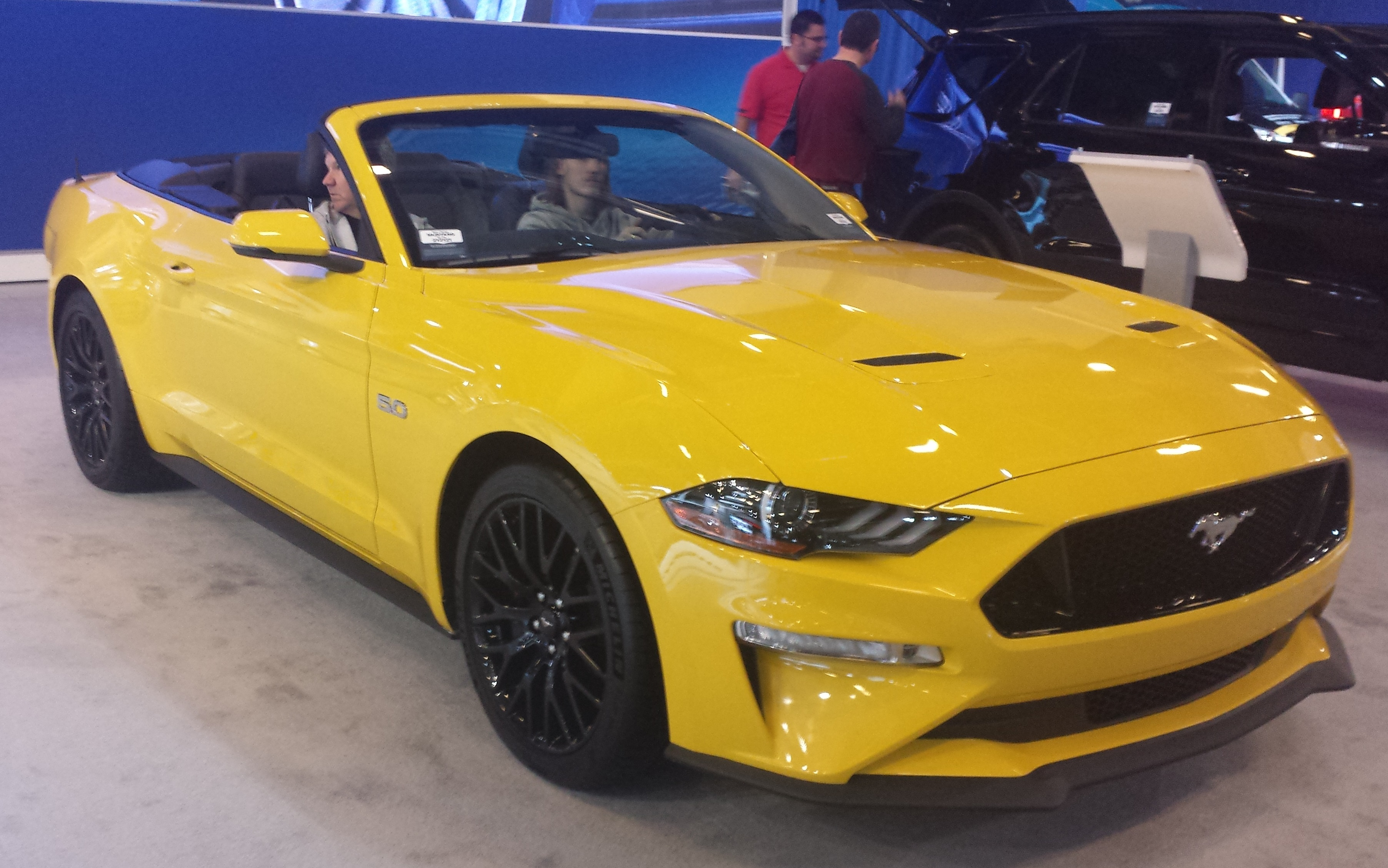 file 2018 ford mustang convertible siam 2018 jpg wikimedia commons rh commons wikimedia org