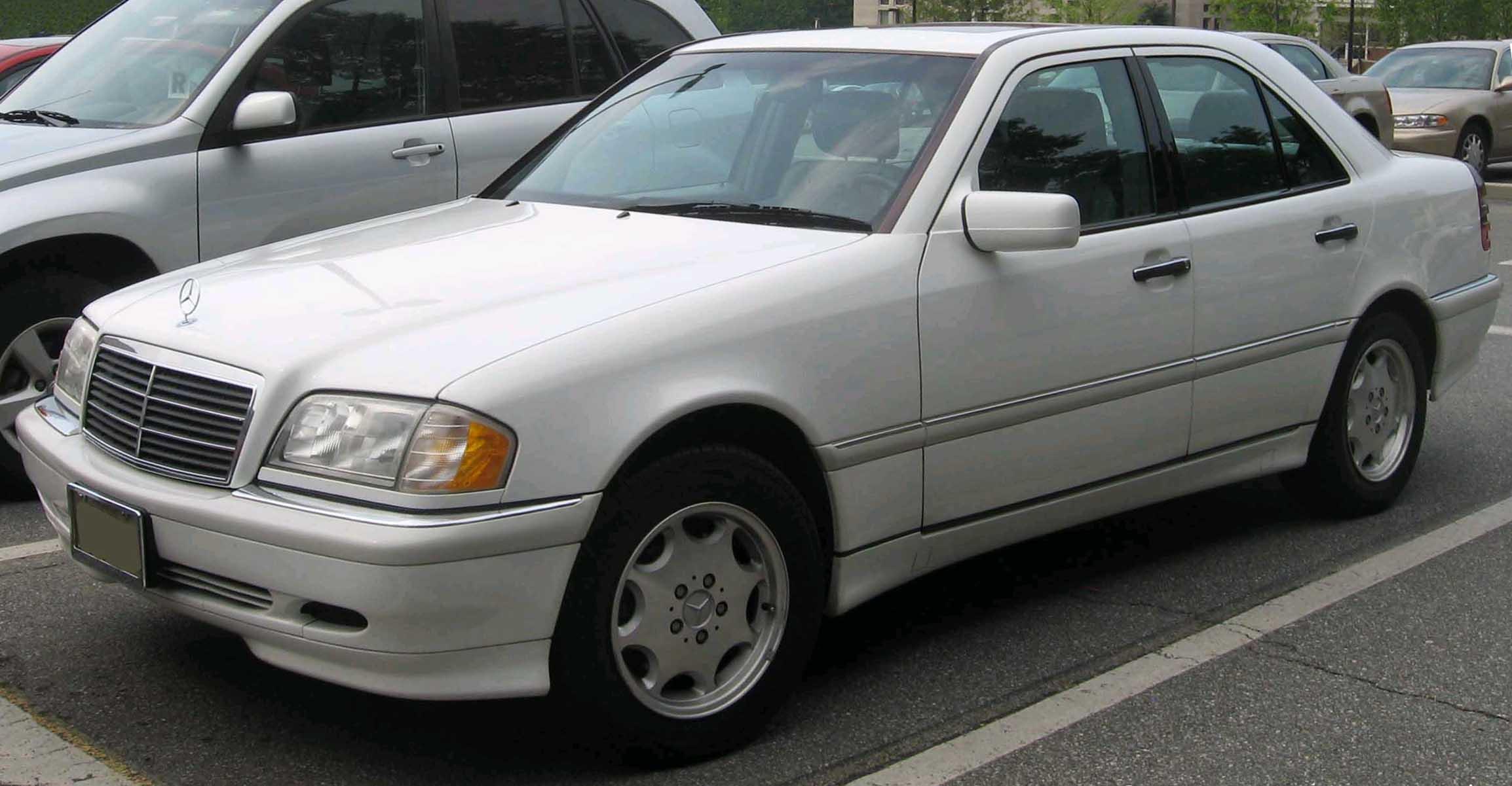 Mercedes-Benz W202 - Wikiwand