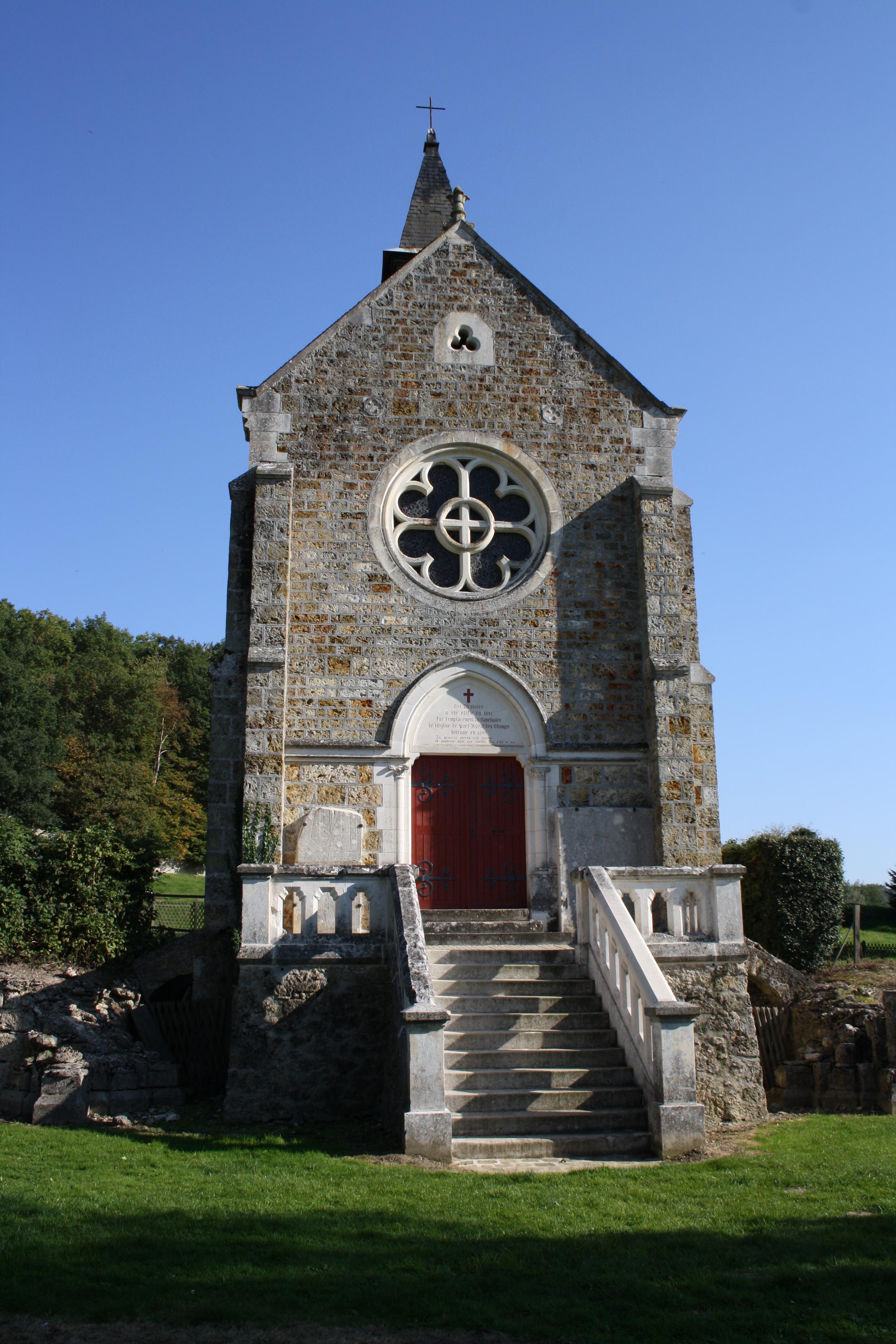File Abbaye De Port Royal Des Champs En Octobre 2011 32 Jpg