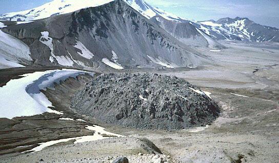 Alaska Katmai Novarupta-Dom