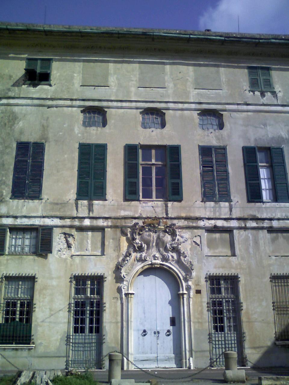 Via Villa Gavotti Genova Pattinaggio